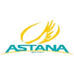 Astana fietsshirt Fietskleding