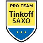 Tinkoff fietsshirt Fietskleding